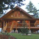 Дом из бревна(1)