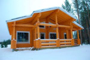 Дом около леса(2)