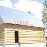 Сруб дома 5 на 5 метров(1)