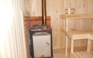 Печь для бани(2)