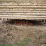 Свайный фундамент под сруб дома 5 на 5