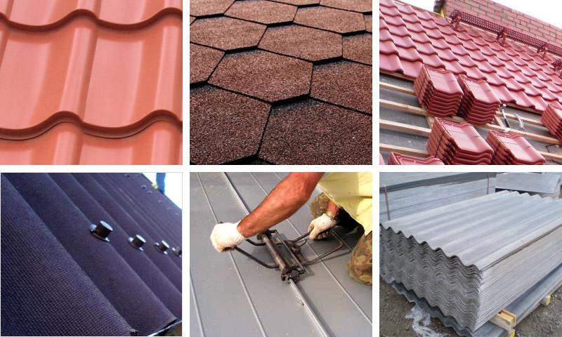 Материал крыши частного дома